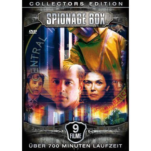 - Spionage Box Folienbox 9 Filme [Collector's Edition] [3 DVDs] - Preis vom 20.10.2020 04:55:35 h