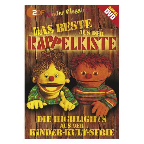 Elmar Maria Lorey - Rappelkiste - Das Beste aus der Rappelkiste (2 DVDs) [Collector's Edition] - Preis vom 20.10.2020 04:55:35 h