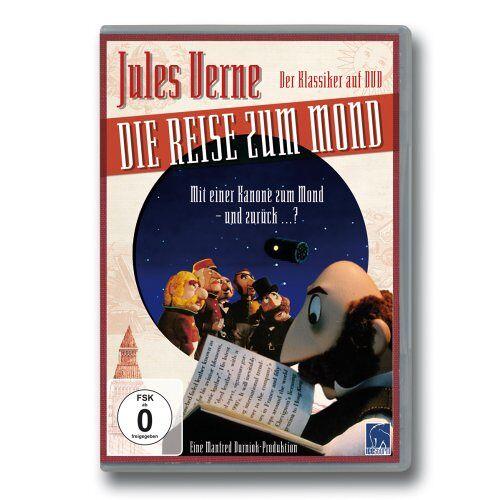 Manfred Durniok - Jules Verne - Die Reise zum Mond - Preis vom 03.05.2021 04:57:00 h