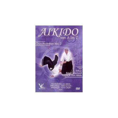 Mario Masberg - Aikido von A bis Z Grundtechniken Vol.2 - Preis vom 05.05.2021 04:54:13 h
