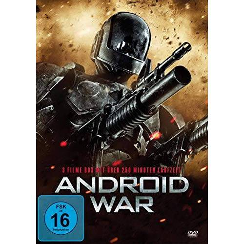 - Android War [3 DVDs] - Preis vom 12.04.2021 04:50:28 h
