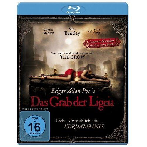 Michael Staininger - Edgar Allan Poe's Das Grab der Ligeia [Blu-ray] - Preis vom 06.05.2021 04:54:26 h