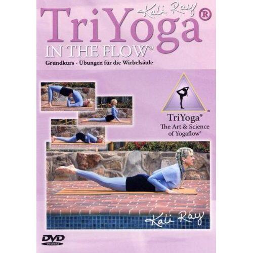 - TriYoga - In the Flow: Übungen für die Wirbelsäule - Preis vom 14.01.2021 05:56:14 h