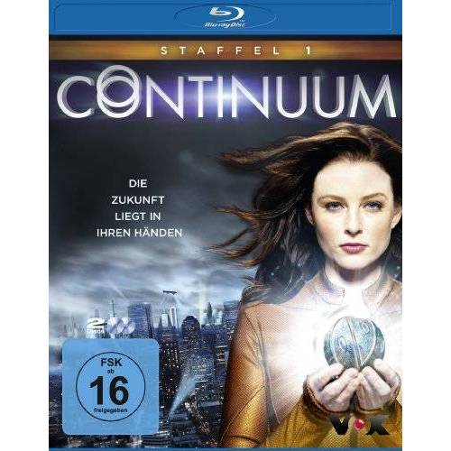 Tony Amendola - Continuum - Staffel 1 [Blu-ray] - Preis vom 20.10.2020 04:55:35 h