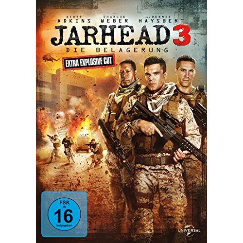 William Kaufman - Jarhead 3: Die Belagerung - Preis vom 22.04.2021 04:50:21 h