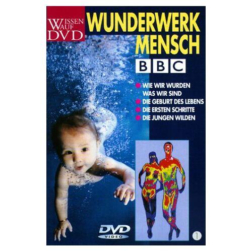 - Wunderwerk Mensch, DVD 1 - Preis vom 18.04.2021 04:52:10 h