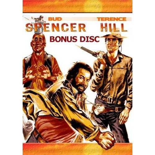 Terence Hill - Bud Spencer & Terence Hill - Bonus Disc - Preis vom 11.04.2021 04:47:53 h