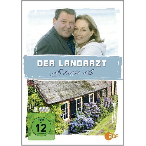 Wolfgang Münstermann - Der Landarzt - Staffel 16 [3 DVDs] - Preis vom 05.09.2020 04:49:05 h