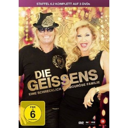 Robert Geiss - Die Geissens - Eine schrecklich glamouröse Familie: Staffel 6.2 [3 DVDs] - Preis vom 13.05.2021 04:51:36 h