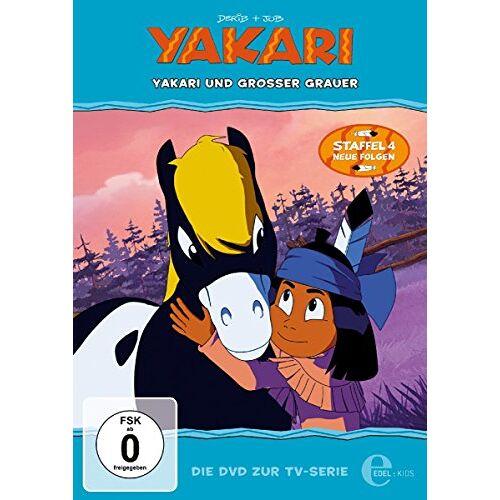 "Yakari - Yakari – ""Yakari und Großer Gauer – Folge 28, Die DVD zur TV-Serie - Preis vom 06.09.2020 04:54:28 h"