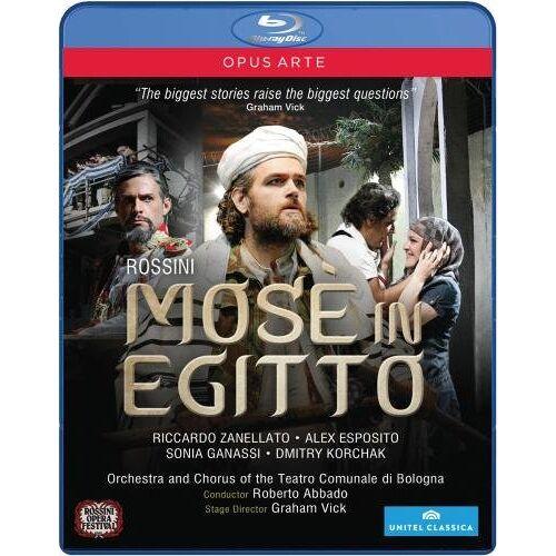 - Rossini - Mose In Egitto [Blu-ray] - Preis vom 19.01.2020 06:04:52 h