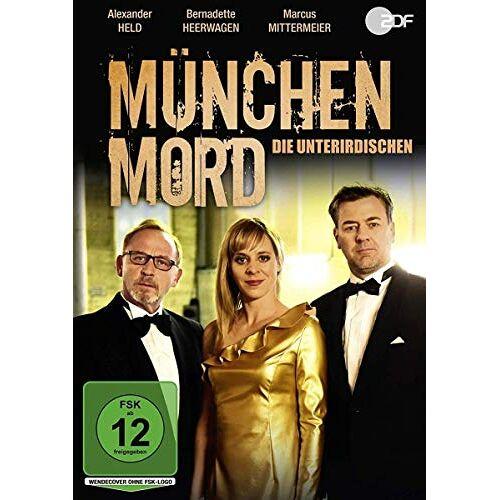 Jan Fehse - München Mord - Die Unterirdischen - Preis vom 08.12.2019 05:57:03 h