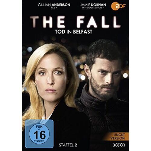 Jakob Verbruggen - The Fall - Tod in Belfast - Staffel 2 [3 DVDs] - Preis vom 15.05.2021 04:43:31 h