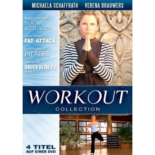 Michaela Schaffrath - Workout Collection (4 Top Titel auf 1 DVD) - Preis vom 20.10.2020 04:55:35 h