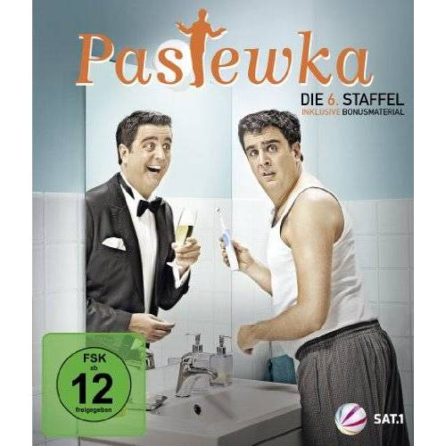 Bastian Pastewka - Pastewka - 6. Staffel [Blu-ray] - Preis vom 12.05.2021 04:50:50 h