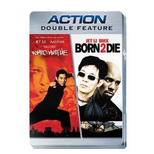 Andrzej Bartkowiak - Romeo Must Die / Born 2 Die (im Steelcase) [2 DVDs] - Preis vom 16.04.2021 04:54:32 h