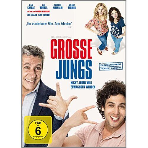 Alain Chabat - Große Jungs - Preis vom 20.10.2020 04:55:35 h