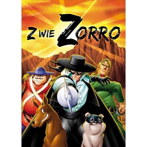 Katsumi Minoguchi - Z wie Zorro - Der Film - Preis vom 13.04.2021 04:49:48 h