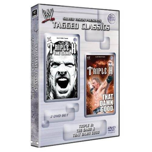 Triple H - WWE - Triple H: The Game + Triple H: That Damn Good [2 DVDs] - Preis vom 20.10.2020 04:55:35 h
