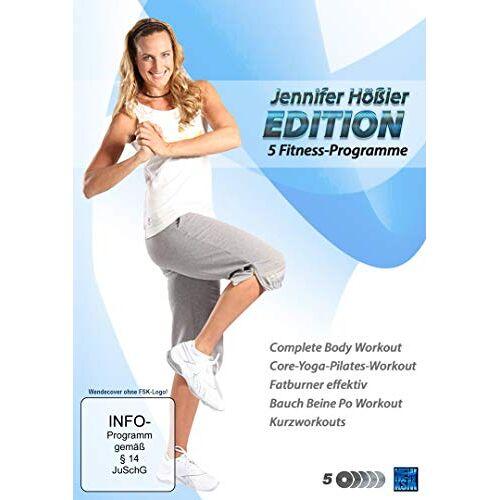 Britta Leimbach - Jennifer Hössler Edition - 5in1 [5 DVDs] - Preis vom 16.04.2021 04:54:32 h