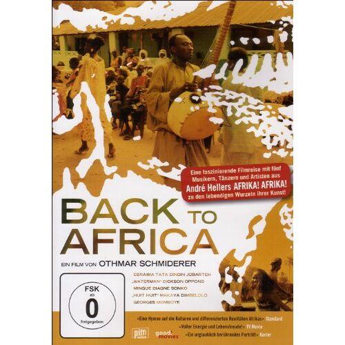 Othmar Schmiderer - Back to Africa - Preis vom 06.09.2020 04:54:28 h