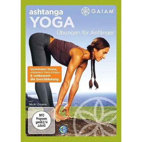Nicki Doane - Gaiam - Ashtanga Yoga: Übungen für Anfänger - Preis vom 16.04.2021 04:54:32 h