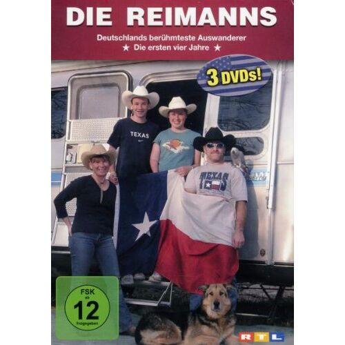 Konny Reimann - Die Reimanns Box (3 DVDs) - Preis vom 16.04.2021 04:54:32 h