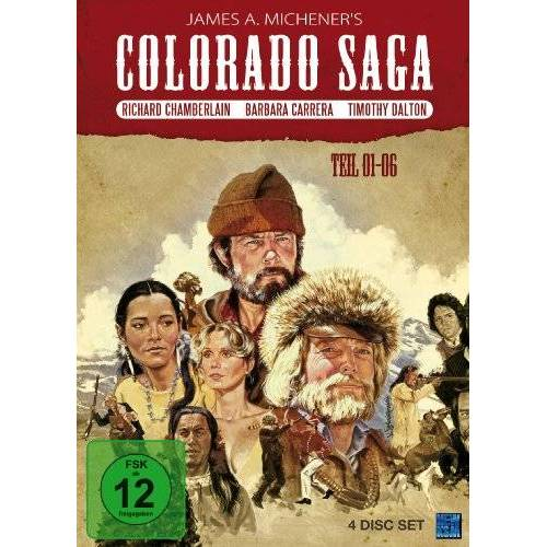K.C. Bascombe - Colorado Saga, Teil 01-06, Box 1 (4 Disc Set) - Preis vom 06.05.2021 04:54:26 h
