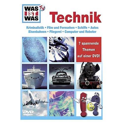 - Was ist was - Technik - Preis vom 15.05.2021 04:43:31 h