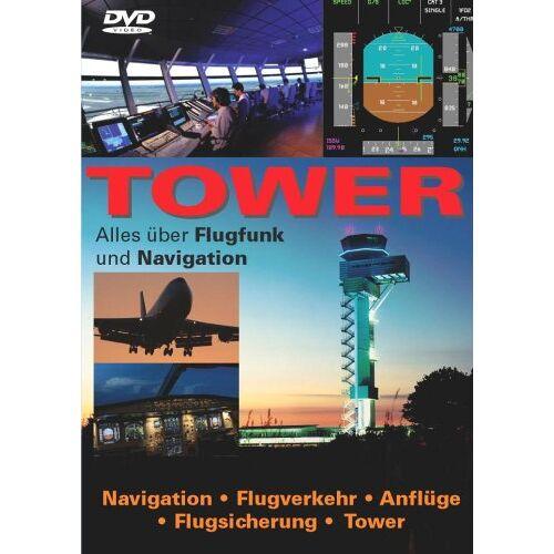 LIMOX-Media - TOWER / Alles über Flugfunk und Navigation - Preis vom 18.04.2021 04:52:10 h
