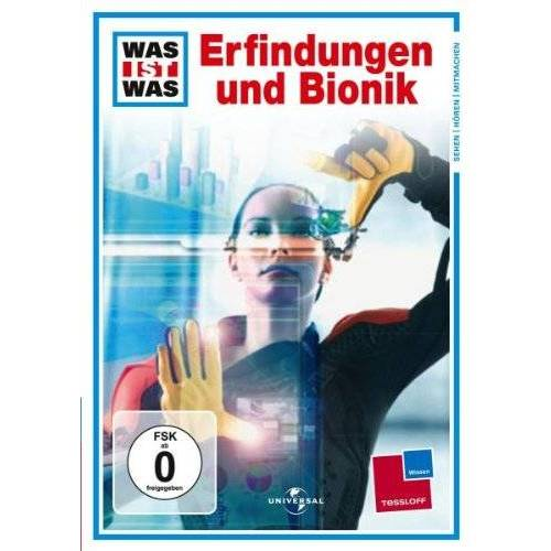 - WAS IST WAS TV: Erfindungen & Bionik - Preis vom 16.04.2021 04:54:32 h