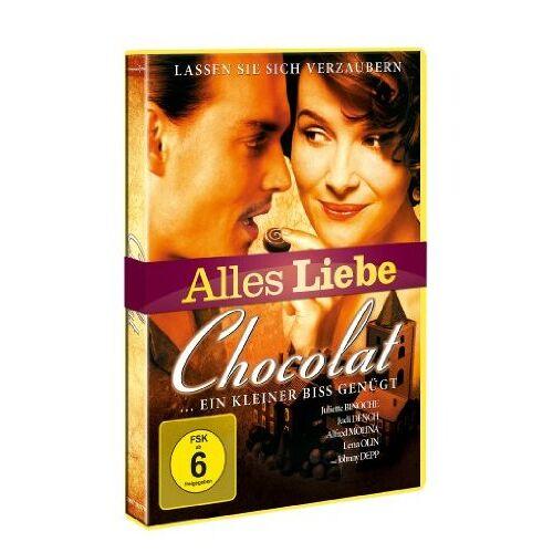 Lasse Hallström - Chocolat - Preis vom 06.09.2020 04:54:28 h