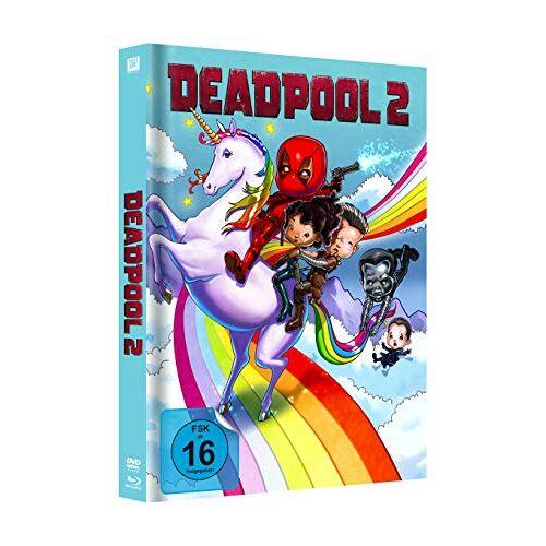 - Deadpool 2 Mediabook (2 Blu-rays & 1 DVD) [Blu-ray] - Preis vom 19.10.2020 04:51:53 h