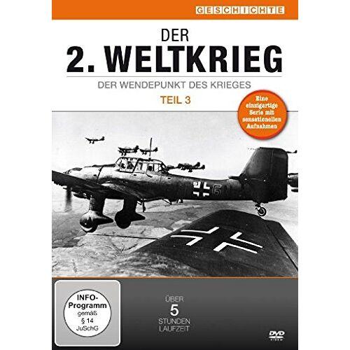 - Der 2. Weltkrieg - Der Wendepunkt des Krieges Teil 3 - Preis vom 04.09.2020 04:54:27 h