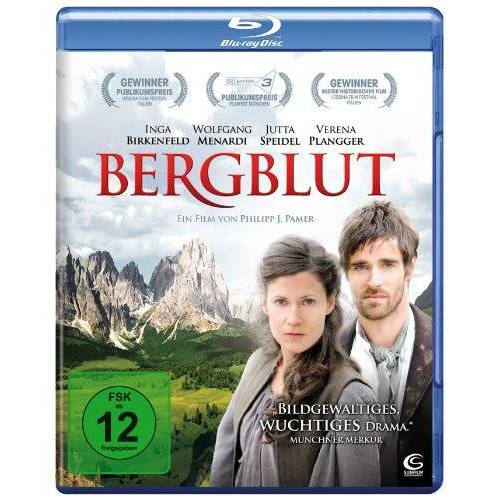 Philipp Pamer - Bergblut [Blu-ray] - Preis vom 16.04.2021 04:54:32 h