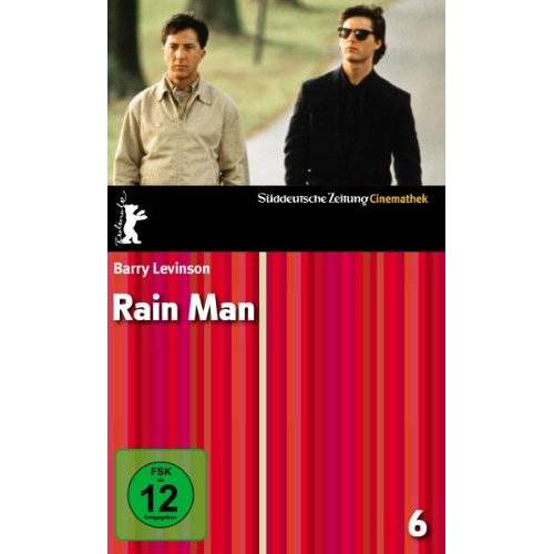 Dustin Hoffman - Rain Man / SZ Berlinale - Preis vom 09.04.2021 04:50:04 h