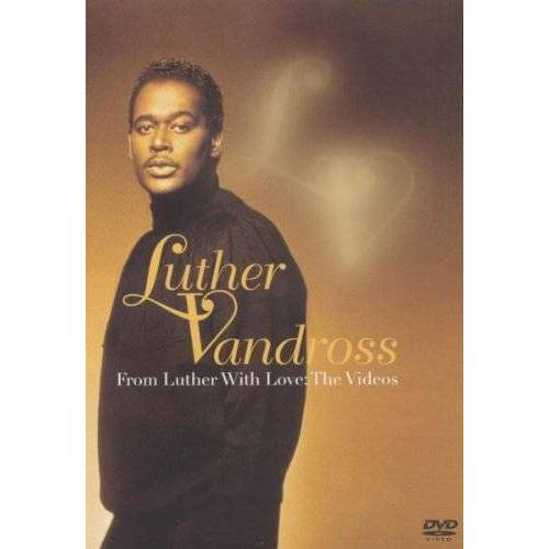 Luther Vandross - From Luther with Love: The Videos - Preis vom 05.05.2021 04:54:13 h