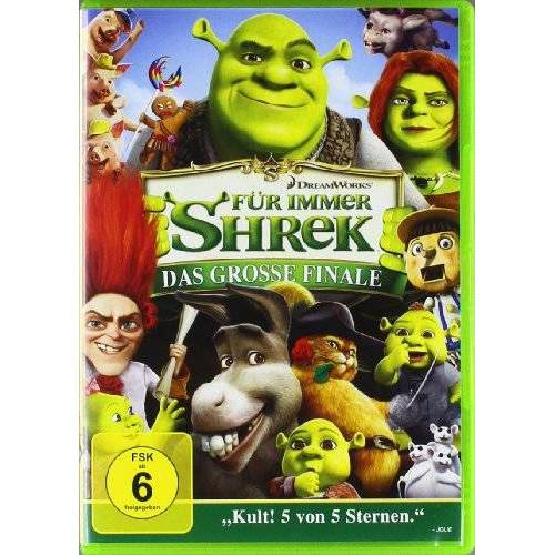 Mitchell Shrek 4 - Für immer Shrek - Preis vom 18.10.2020 04:52:00 h