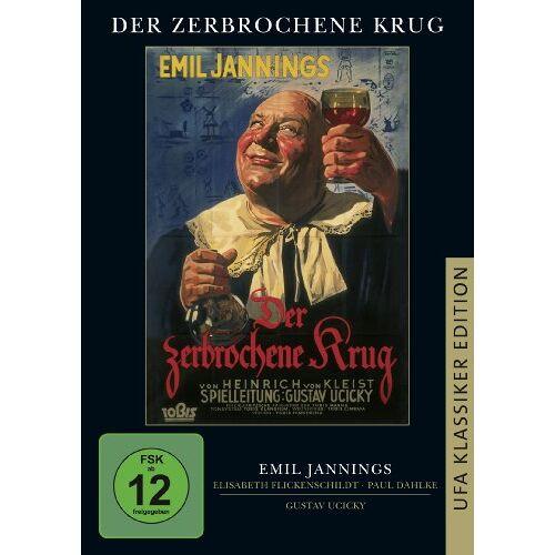 Gustav Ucicky - Der zerbrochene Krug - Preis vom 14.04.2021 04:53:30 h