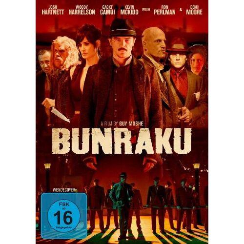 Guy Moshe - Bunraku [Limited Edition] - Preis vom 20.10.2020 04:55:35 h