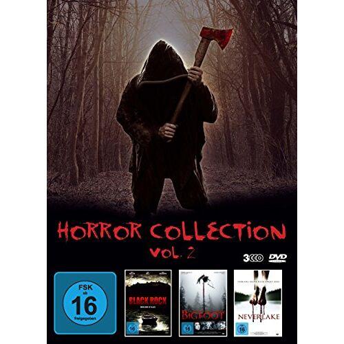 - Horror-Collection Vol.2 [3 DVDs] 3 Horrorfilme auf 3 DVDs - Preis vom 20.10.2020 04:55:35 h