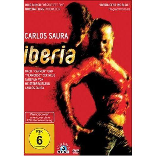 Carlos Saura - Iberia - Carlos Saura - Preis vom 20.10.2020 04:55:35 h