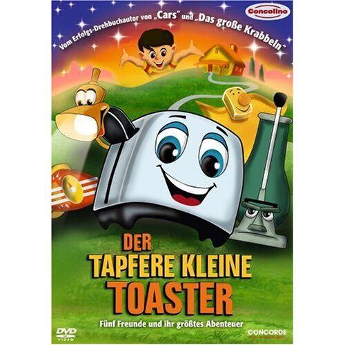 Jerry Rees - Der tapfere kleine Toaster - Preis vom 19.10.2020 04:51:53 h