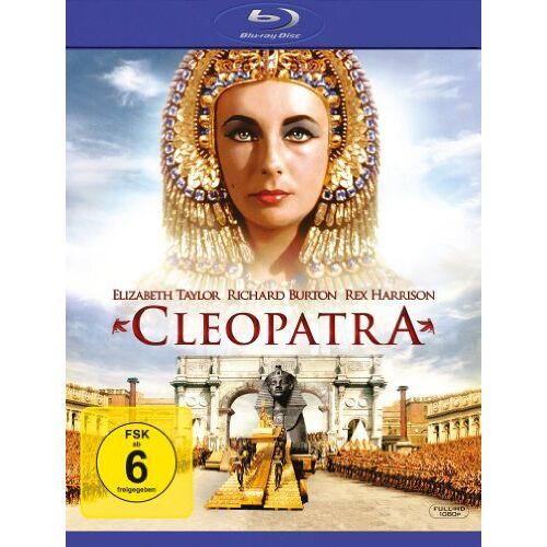 Joseph L. Mankiewicz - Cleopatra [Blu-ray] - Preis vom 18.04.2021 04:52:10 h