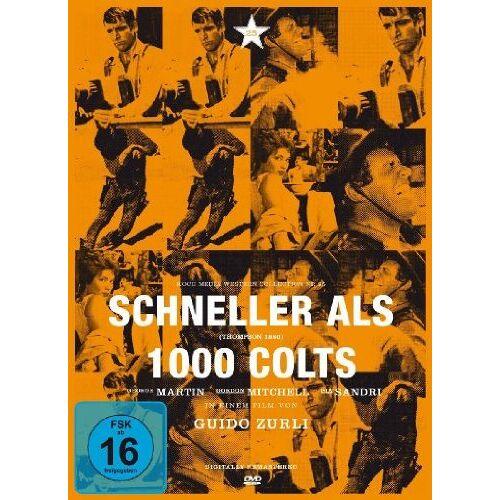 Guido Zurli - Schneller als 1000 Colts - Preis vom 23.02.2021 06:05:19 h