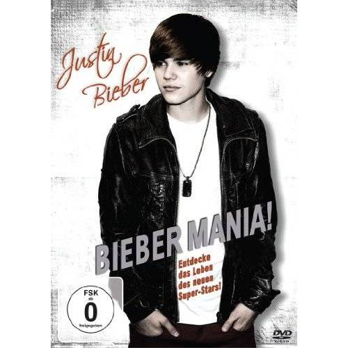 Justin Bieber - Bieber Mania! - Preis vom 20.01.2021 06:06:08 h