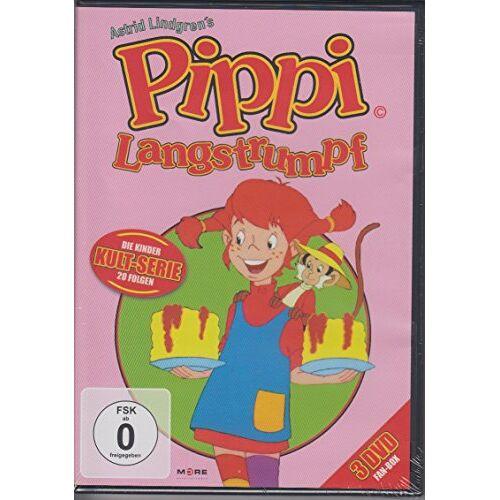 - Pippi Langstrumpf Zeichentrick 3 DVD Fan-Box - Preis vom 18.04.2021 04:52:10 h