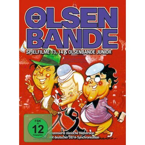 - Die Olsenbande - Sammlerbox 5 (3 DVDs) - Preis vom 14.05.2021 04:51:20 h