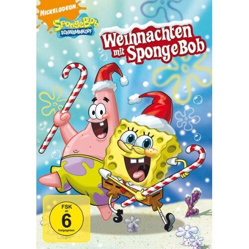 - SpongeBob Schwammkopf - Weihnachten mit SpongeBob - Preis vom 07.05.2021 04:52:30 h