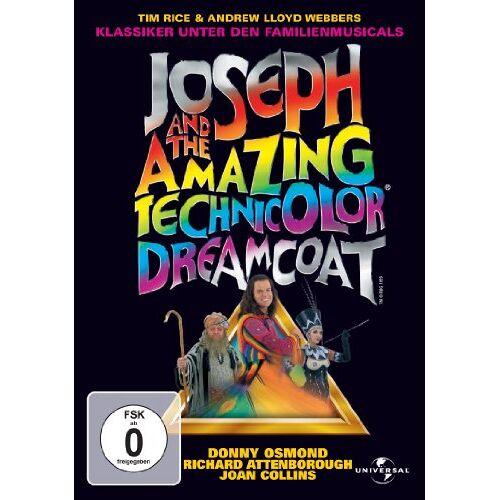 - Joseph and the Amazing Technicolor Dreamcoat - Preis vom 22.04.2021 04:50:21 h